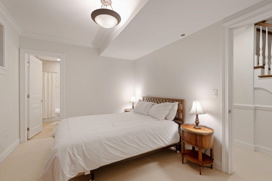 Real Estate Photography - 2030 N. Dayton Street, Chicago, IL, 60614 - 5th Bedroom