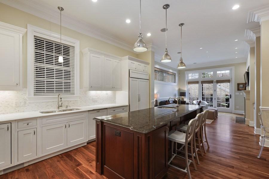 Real Estate Photography - 2030 N. Dayton Street, Chicago, IL, 60614 - Kitchen