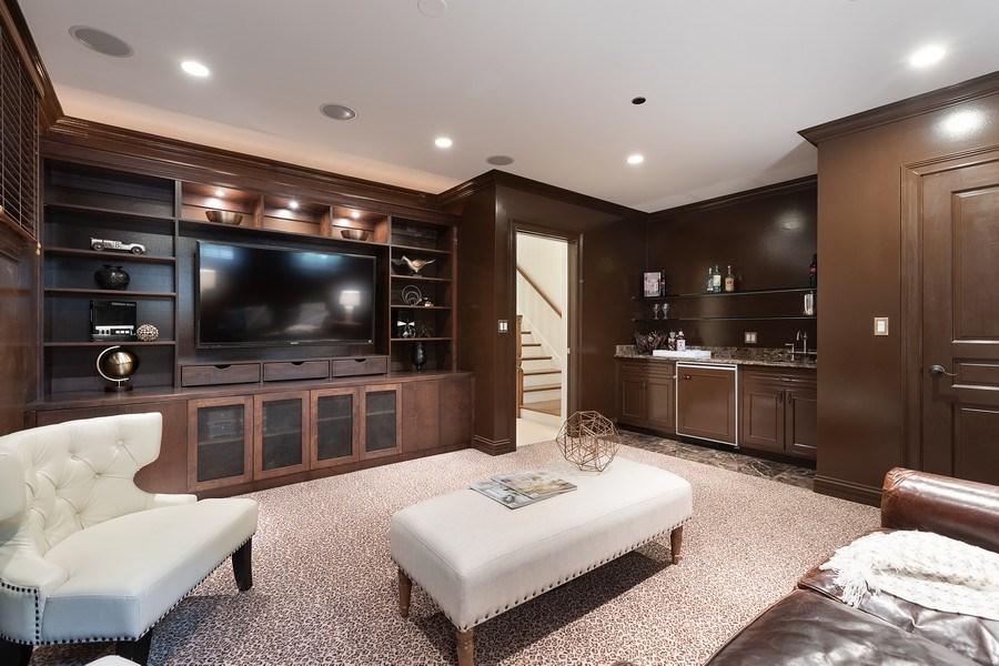 Real Estate Photography - 2030 N. Dayton Street, Chicago, IL, 60614 - Den
