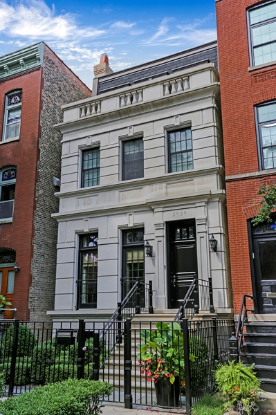 Real Estate Photography - 2030 N. Dayton Street, Chicago, IL, 60614 - Exterior