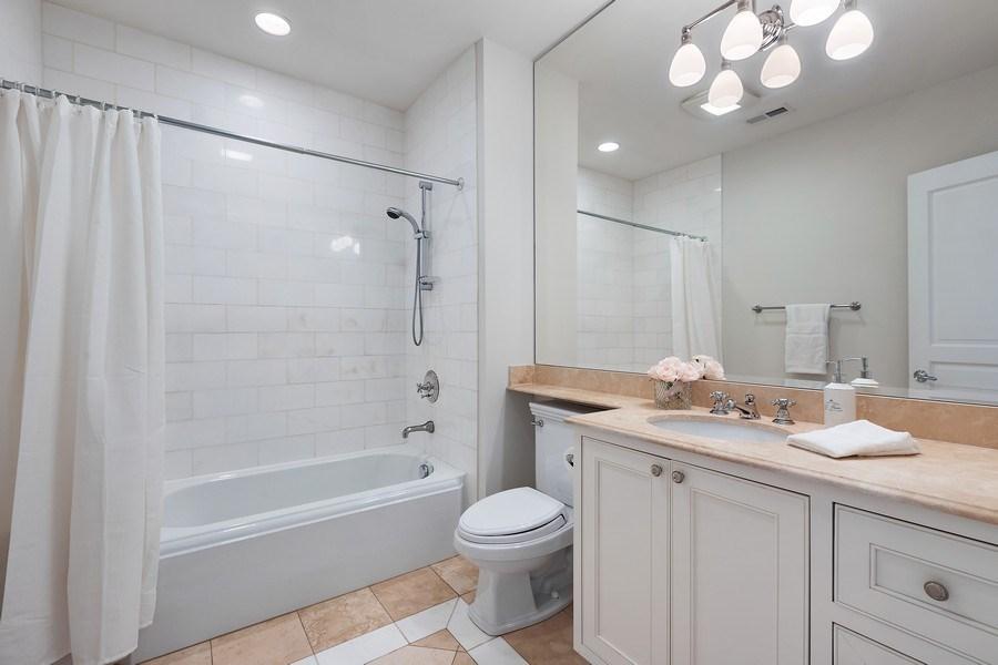 Real Estate Photography - 2030 N. Dayton Street, Chicago, IL, 60614 - 2nd Bathroom