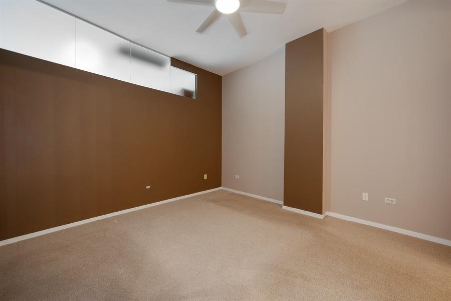 Real Estate Photography - 208 W. WASHINGTON Street, Unit 1013, Chicago, IL, 60606 - Master Bedroom