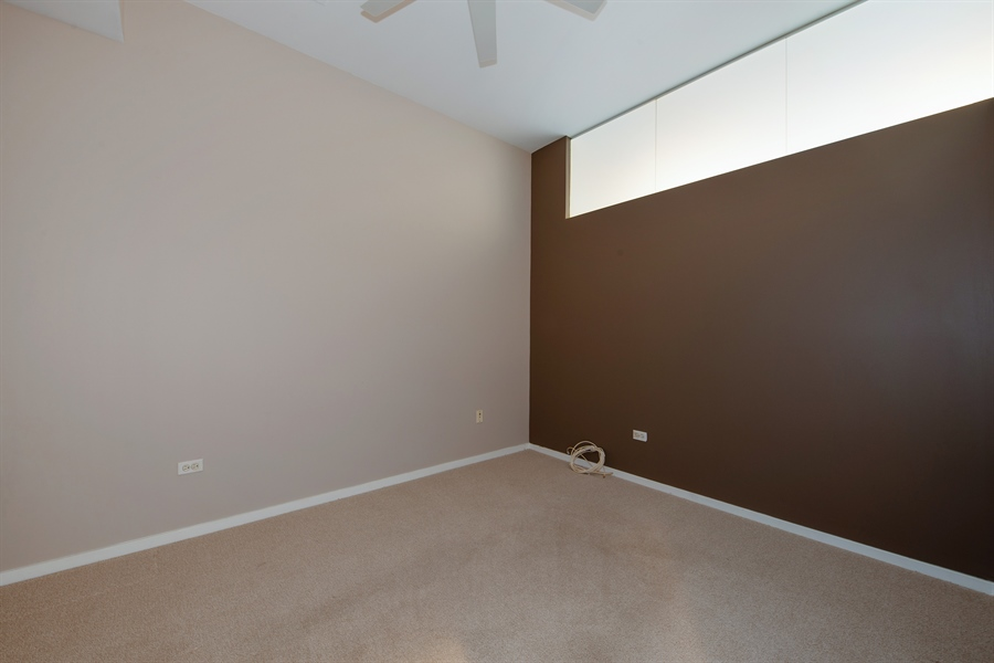 Real Estate Photography - 208 W. WASHINGTON Street, Unit 1013, Chicago, IL, 60606 - 2nd Bedroom