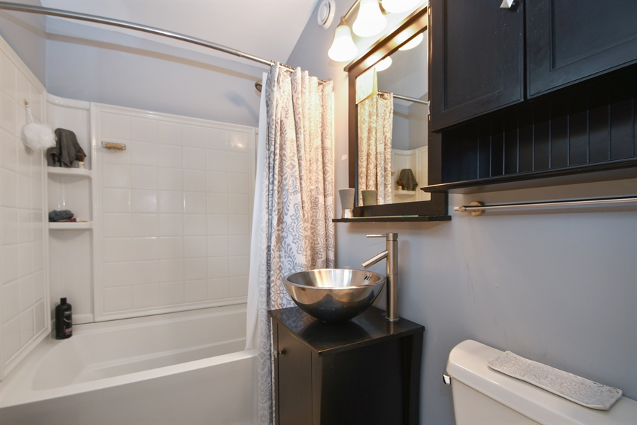 Real Estate Photography - 137 Westwood Drive, Park Forest, IL, 60466 - Master Bathroom