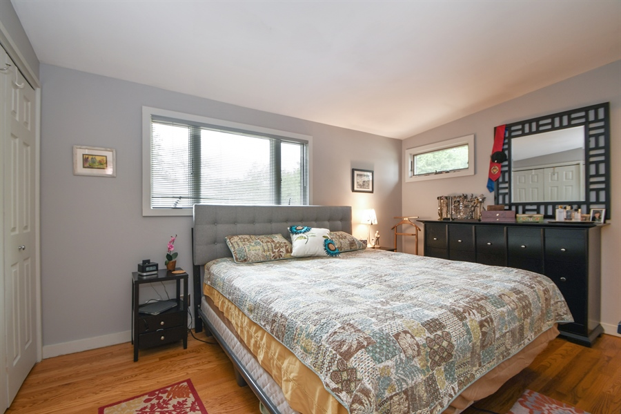 Real Estate Photography - 137 Westwood Drive, Park Forest, IL, 60466 - Master Bedroom
