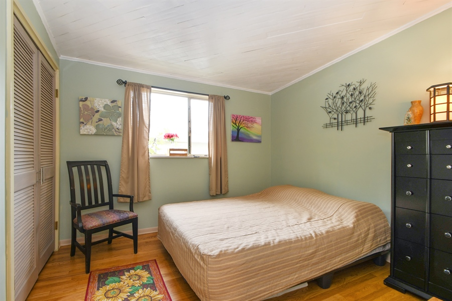 Real Estate Photography - 137 Westwood Drive, Park Forest, IL, 60466 - 2nd Bedroom