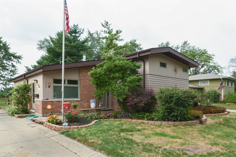 Real Estate Photography - 137 Westwood Drive, Park Forest, IL, 60466 - Front View