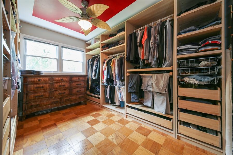 Real Estate Photography - 2310 Birchwood Parkway, Woodridge, IL, 60517 - Bedroom