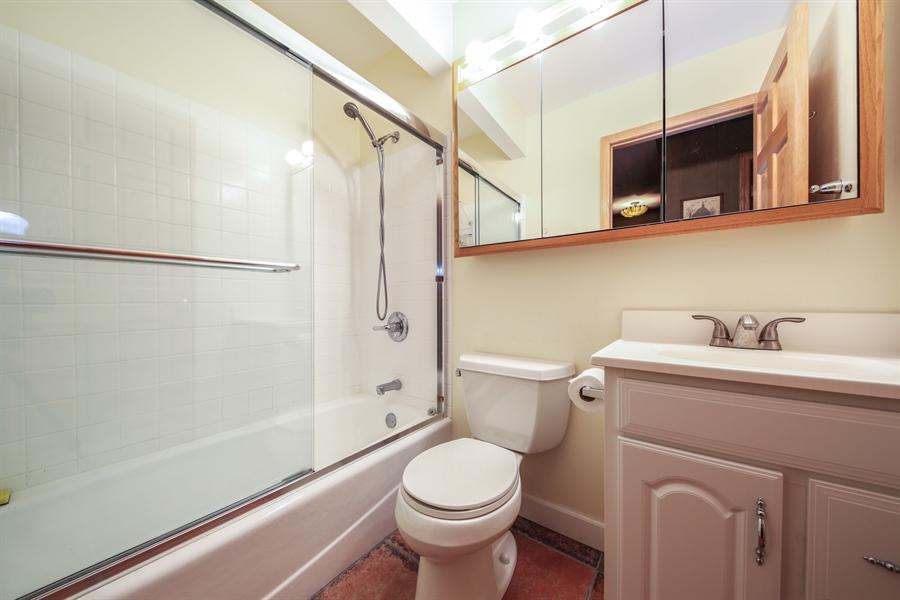 Real Estate Photography - 2310 Birchwood Parkway, Woodridge, IL, 60517 - Bathroom