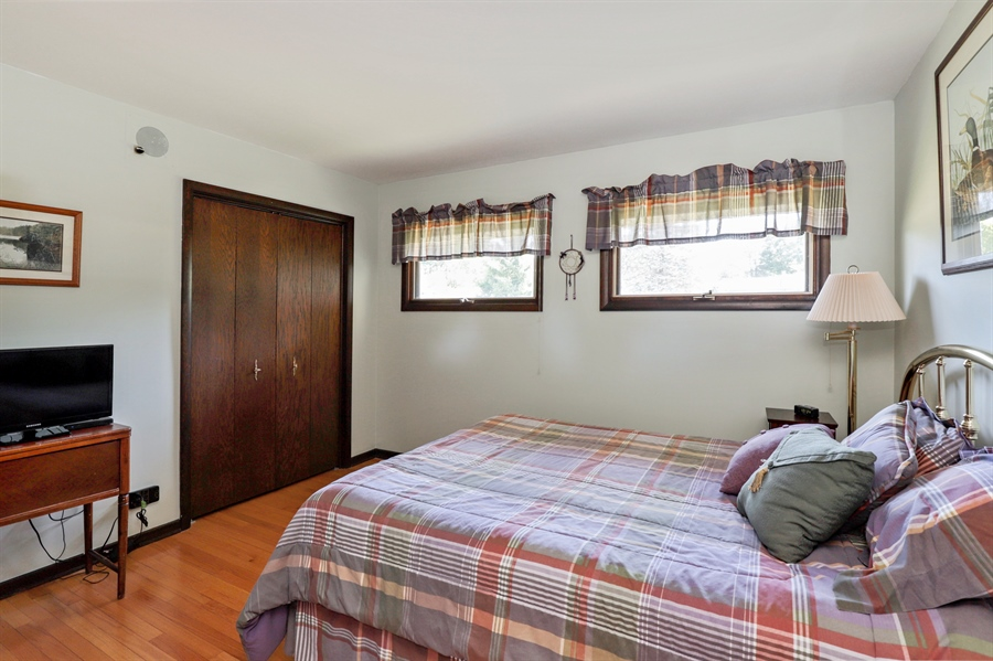 Real Estate Photography - 24450 CHEROKEE Trail, Grayslake, IL, 60030 - 2nd Bedroom