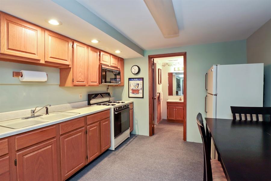 Real Estate Photography - 24450 CHEROKEE Trail, Grayslake, IL, 60030 - 2nd Kitchen-Basement