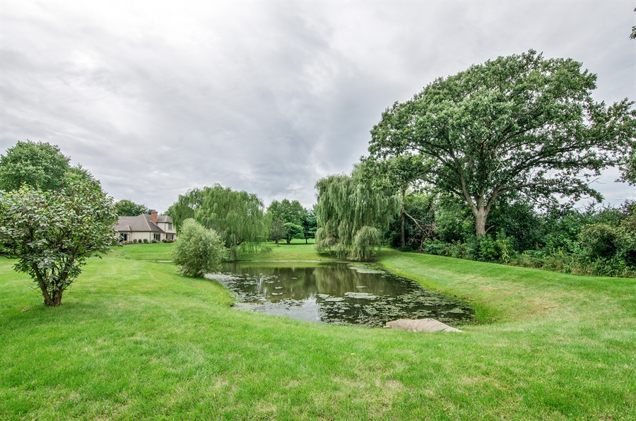 Real Estate Photography - 7105 Cupola Court, Cary, IL, 60013 - Back Yard