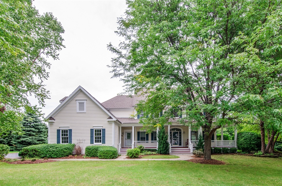Real Estate Photography - 7105 Cupola Court, Cary, IL, 60013 - Front View