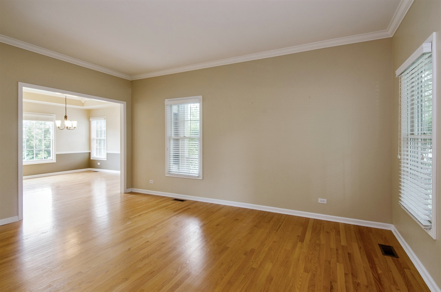 Real Estate Photography - 7105 Cupola Court, Cary, IL, 60013 - Living Room / Dining Room