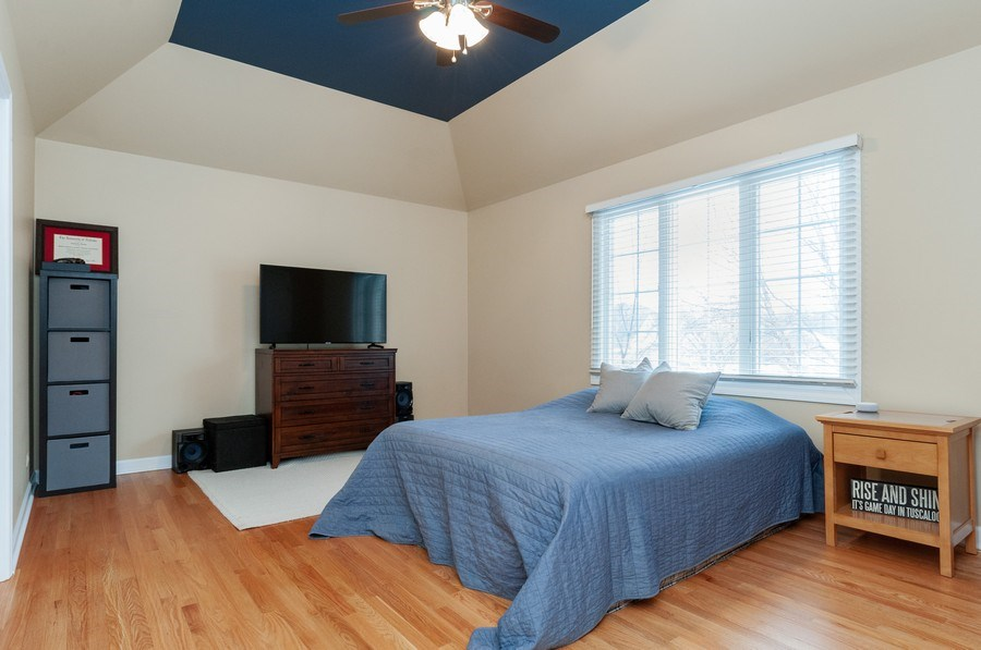 Real Estate Photography - 2215 Skylane Dr, Naperville, IL, 60564 - 4th Bedroom