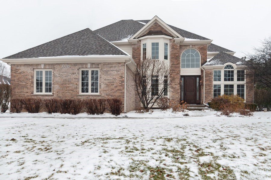 Real Estate Photography - 2215 Skylane Dr, Naperville, IL, 60564 - Front View