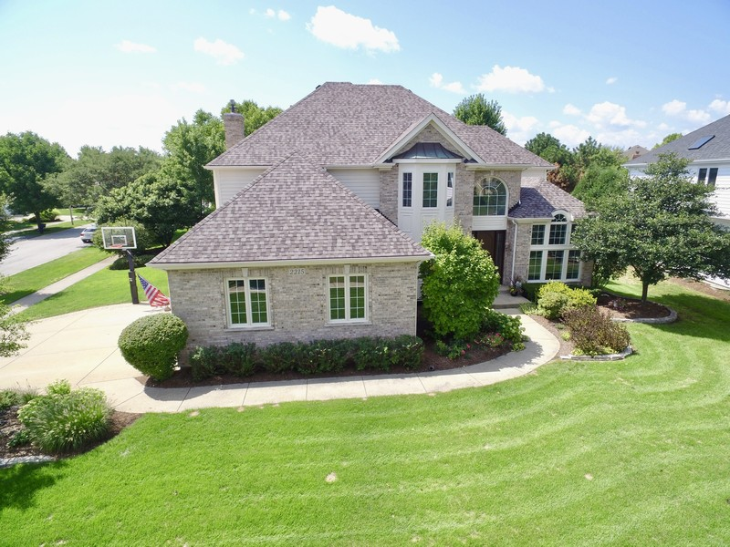 Real Estate Photography - 2215 Skylane Dr, Naperville, IL, 60564 -