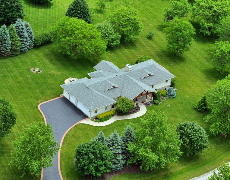 Real Estate Photography - 2410 Timberline Trail, Woodstock, IL, 60098 -