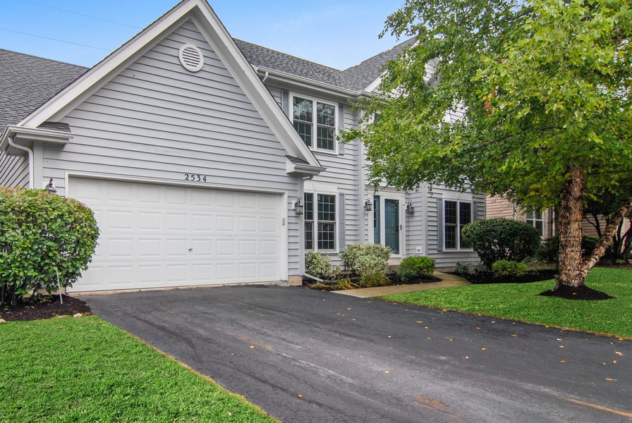 Real Estate Photography - 2534 Brookstone Court, Aurora, IL, 60502 -