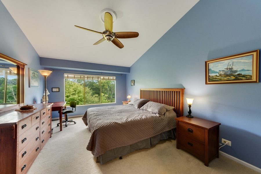 Real Estate Photography - 818 Golf Lane, Lake Barrington, IL, 60010 - Master Bedroom