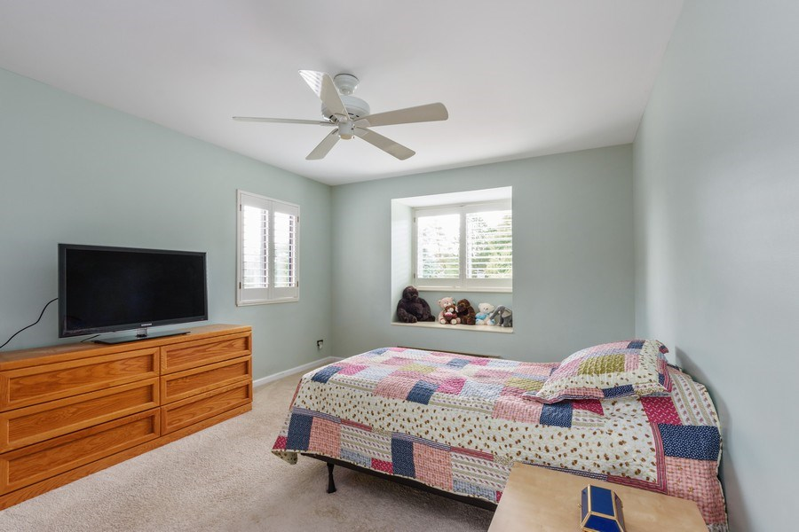 Real Estate Photography - 818 Golf Lane, Lake Barrington, IL, 60010 - 2nd Bedroom