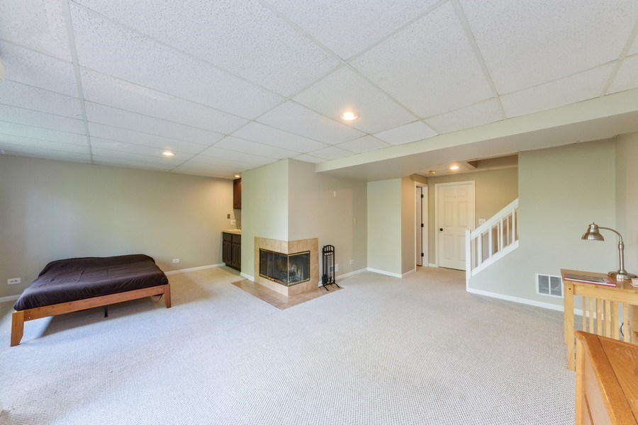Real Estate Photography - 818 Golf Lane, Lake Barrington, IL, 60010 - Lower Level