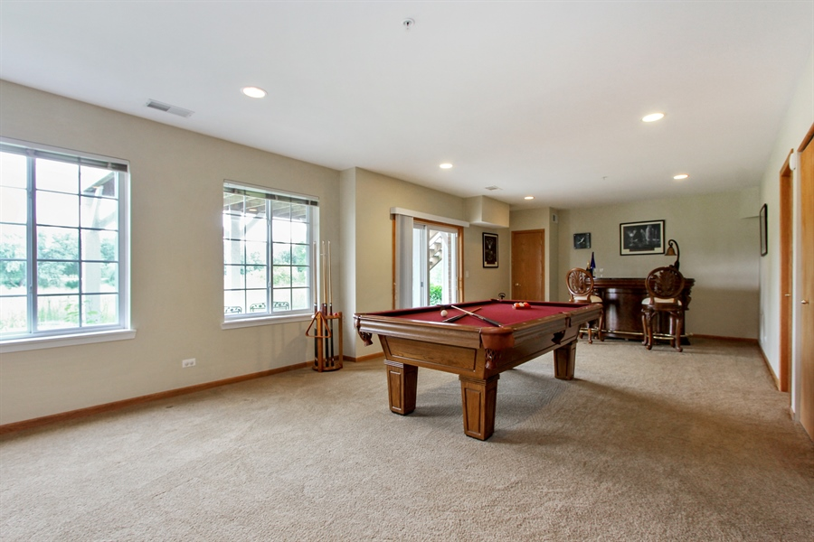 Real Estate Photography - 1034 Orchard Pond Ct, Lake Zurich, IL, 60047 - Basement