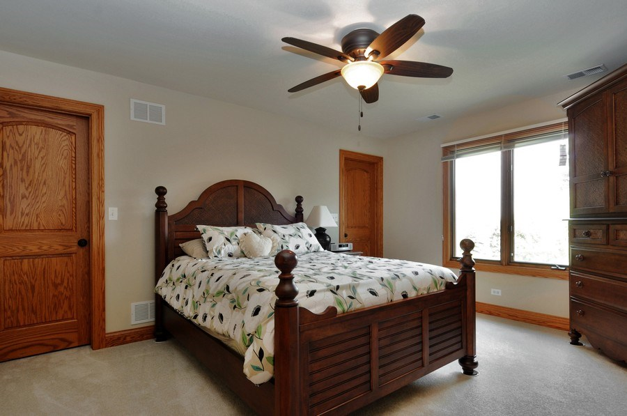 Real Estate Photography - 12461 BRIGHTON Lane, Plainfield, IL, 60585 - 2nd Bedroom
