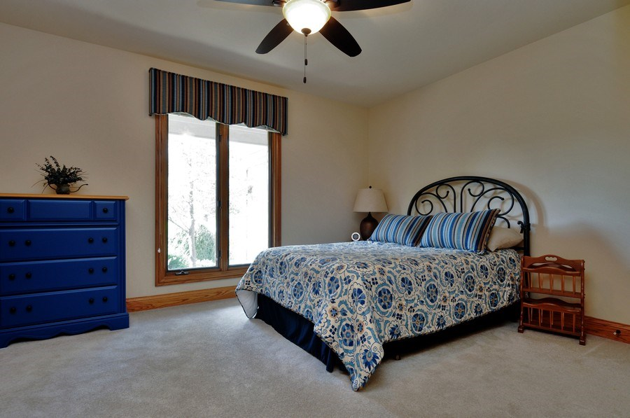 Real Estate Photography - 12461 BRIGHTON Lane, Plainfield, IL, 60585 - Private suite first floor