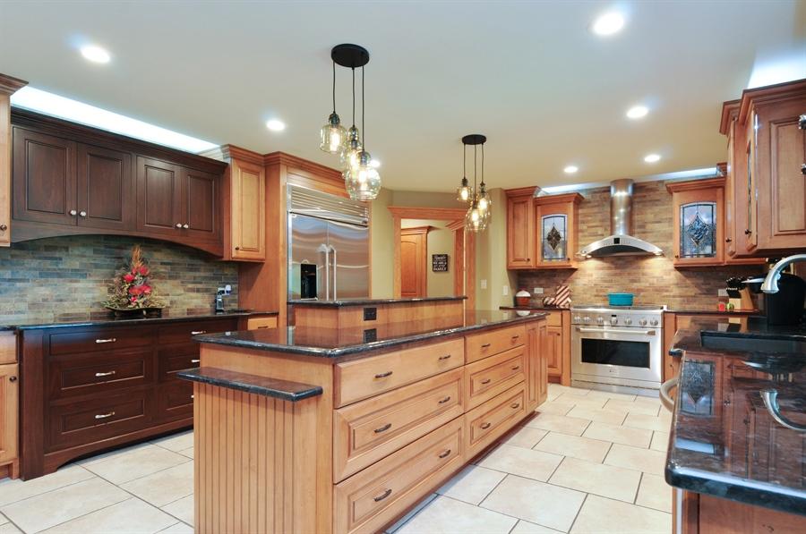 Real Estate Photography - 12461 BRIGHTON Lane, Plainfield, IL, 60585 - Kitchen