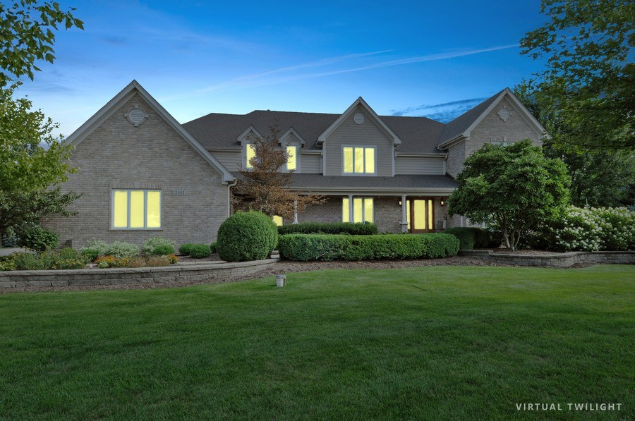 Real Estate Photography - 12461 BRIGHTON Lane, Plainfield, IL, 60585 - Front View