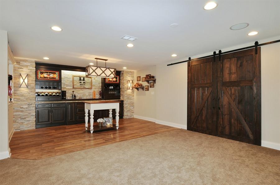 Real Estate Photography - 12461 BRIGHTON Lane, Plainfield, IL, 60585 - Bar