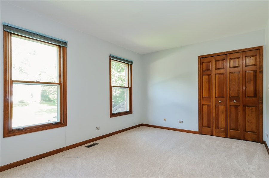 Real Estate Photography - 805 Bonnie Brae Court, Bolingbrook, IL, 60440 - 3rd Bedroom