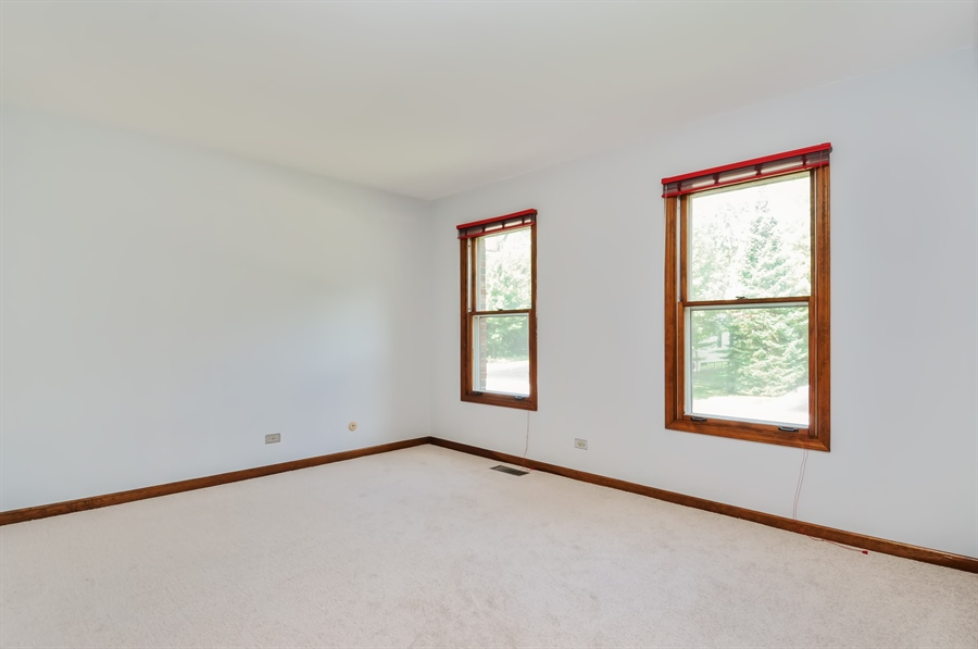Real Estate Photography - 805 Bonnie Brae Court, Bolingbrook, IL, 60440 - 4th Bedroom