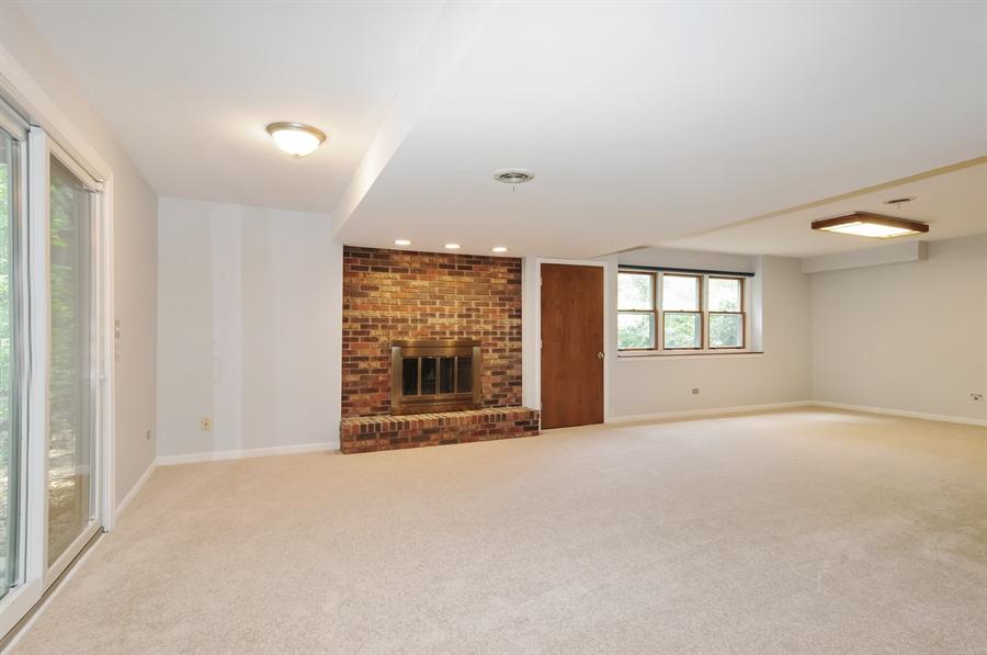 Real Estate Photography - 805 Bonnie Brae Court, Bolingbrook, IL, 60440 - Basement