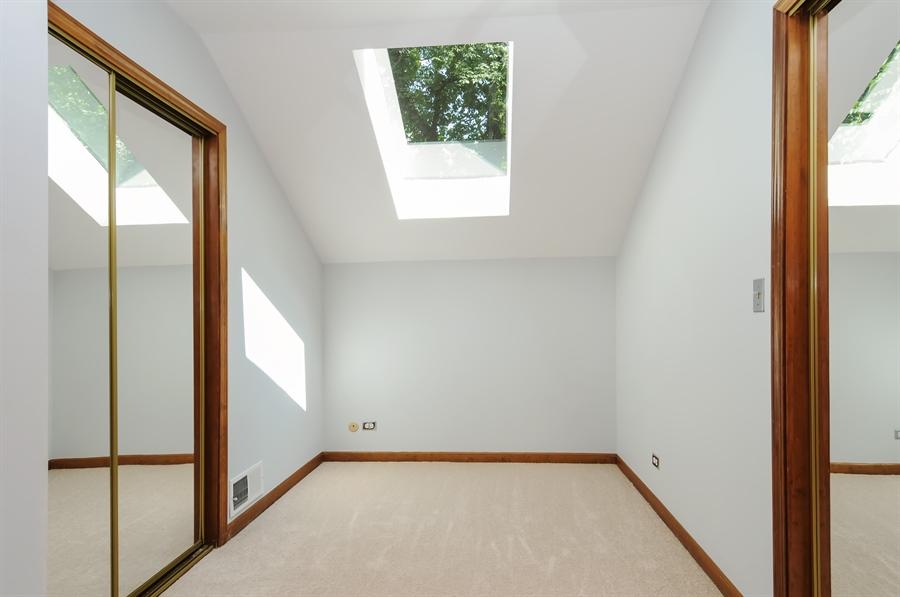 Real Estate Photography - 805 Bonnie Brae Court, Bolingbrook, IL, 60440 - Master Bedroom Closet