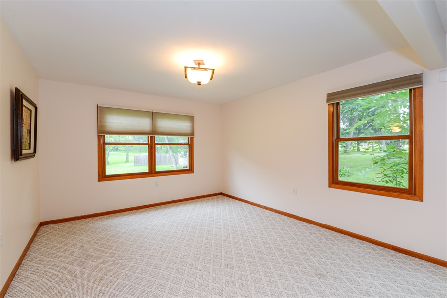Real Estate Photography - 5695 S. Park Place Drive, Rochelle, IL, 61068 - Dining Room