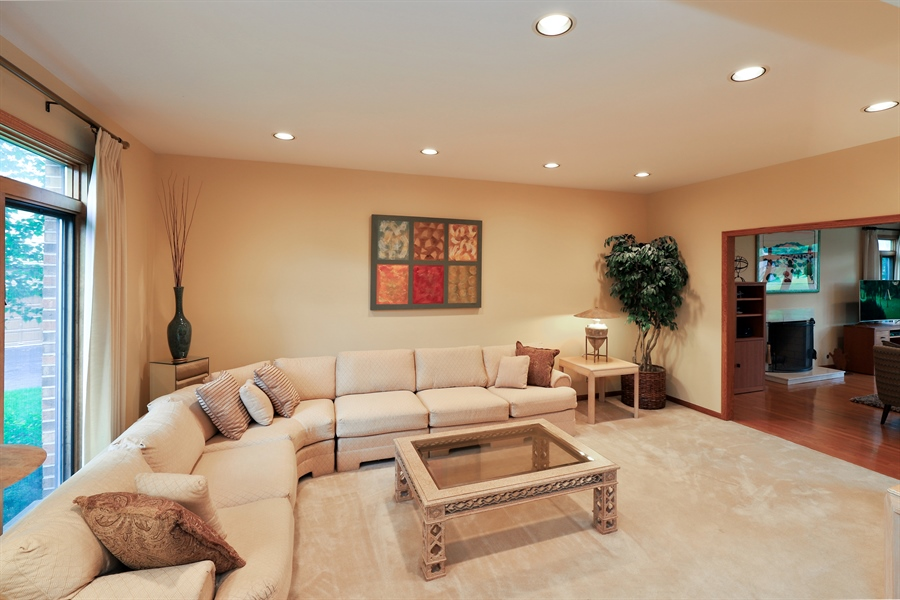 Real Estate Photography - 36473 N. Mill Creek Drive, Gurnee, IL, 60031 - Living Room