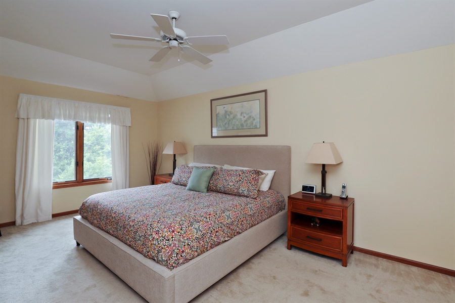 Real Estate Photography - 36473 N. Mill Creek Drive, Gurnee, IL, 60031 - Master Bedroom