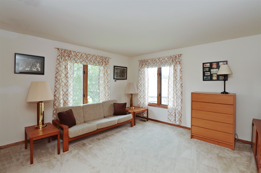 Real Estate Photography - 36473 N. Mill Creek Drive, Gurnee, IL, 60031 - 3rd bedroom