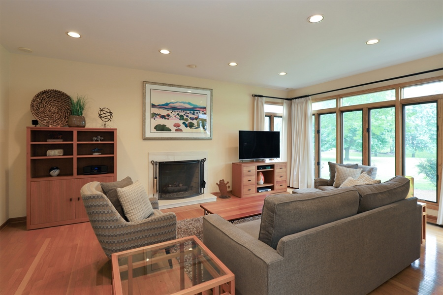 Real Estate Photography - 36473 N. Mill Creek Drive, Gurnee, IL, 60031 - Family Room