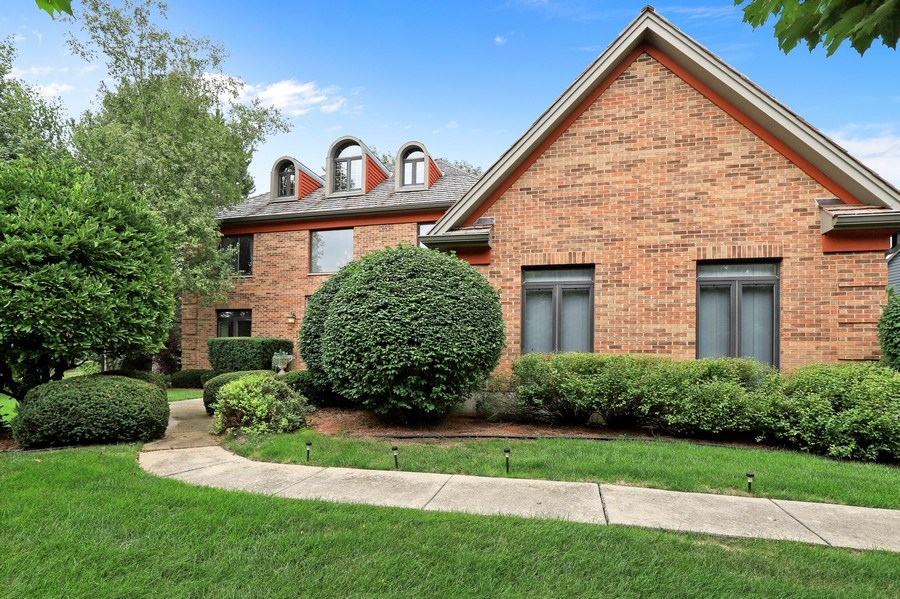 Real Estate Photography - 36473 N. Mill Creek Drive, Gurnee, IL, 60031 - Front View