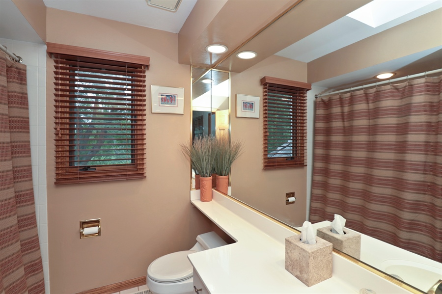 Real Estate Photography - 36473 N. Mill Creek Drive, Gurnee, IL, 60031 - Upstairs hall bath