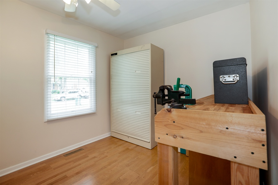 Real Estate Photography - 302 Rosewood Avenue, Buffalo Grove, IL, 60089 - 3rd Bedroom