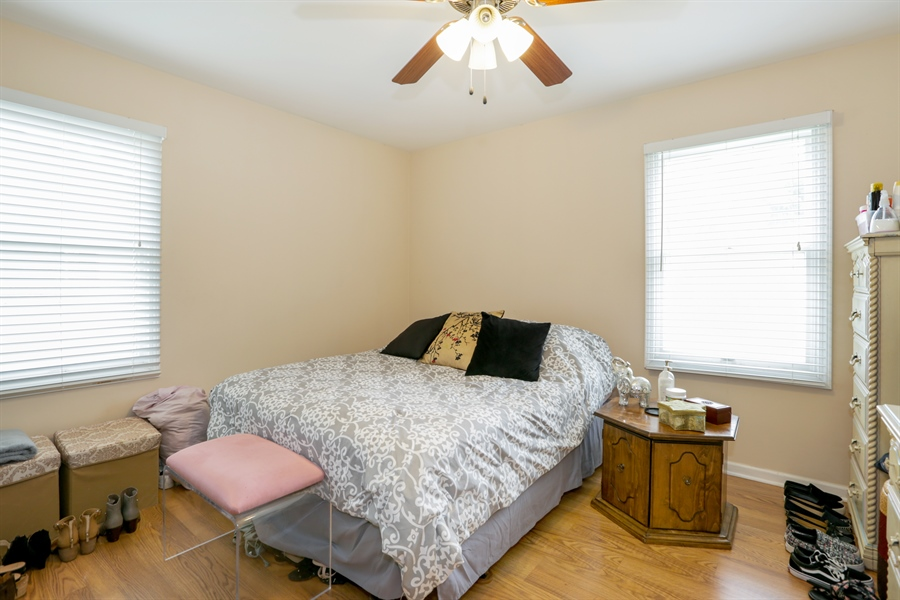 Real Estate Photography - 302 Rosewood Avenue, Buffalo Grove, IL, 60089 - Bedroom