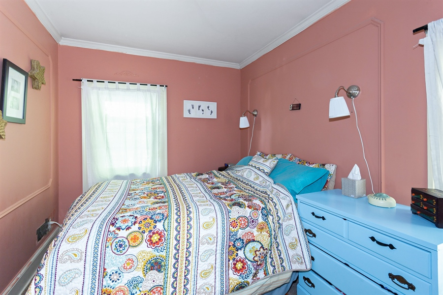 Real Estate Photography - 328 E. 9th Street, Lockport, IL, 60441 - Master Bedroom