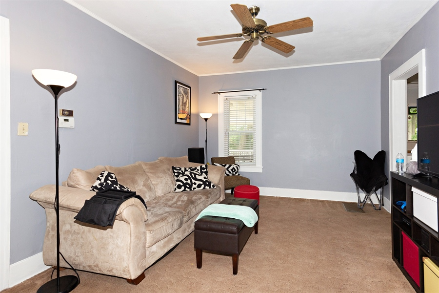 Real Estate Photography - 328 E. 9th Street, Lockport, IL, 60441 - Dining Room