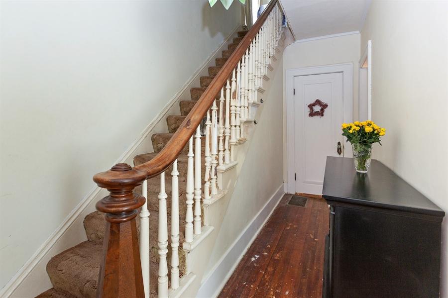 Real Estate Photography - 328 E. 9th Street, Lockport, IL, 60441 - Hallway