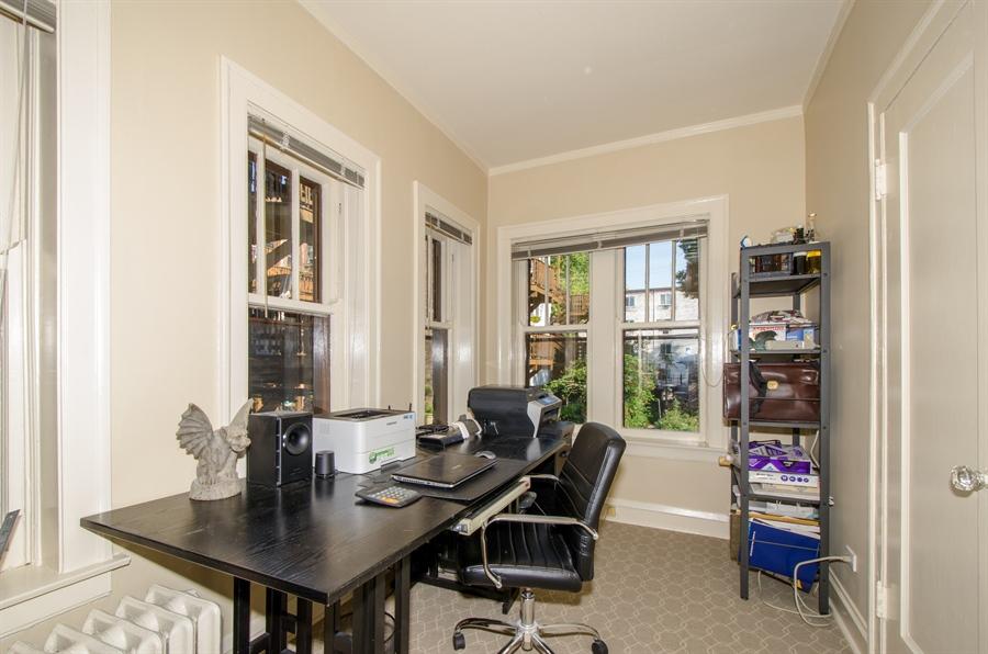 Real Estate Photography - 1436 W. PRATT Boulevard, Unit 1W, Chicago, IL, 60626 - 3rd Bedroom
