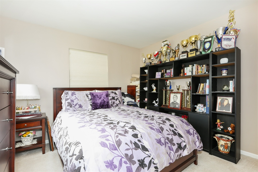Real Estate Photography - 2972 WHITE THORN Circle, Naperville, IL, 60564 - Bedroom